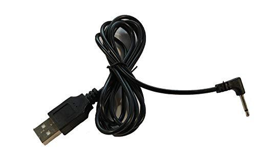 Oliver James USB-Ladekabel, kompatibel mit Oliver James Massagestab regulären