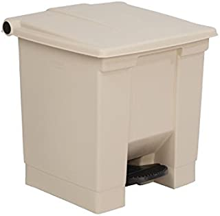 RCP6143BEI - Rubbermaid Indoor Utility Step-On Waste Container