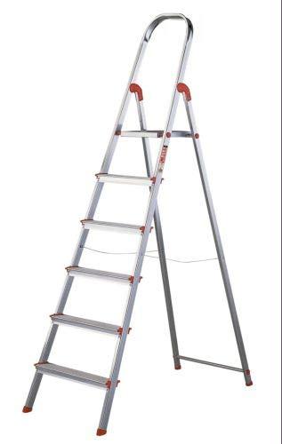 Rolser 2450C6 - Escalera Norma 220 6 Peldaños Rols
