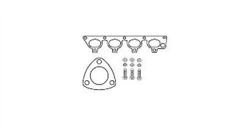 HJS 82141861 Montagesatz, Katalysator