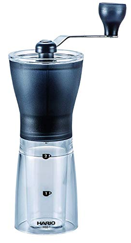 Hario MSS-1B Mini Mill Slim Coffee Grinder