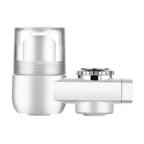 presentimer Filtro de agua purificador grifo durable seguro purificación de agua equipo de filtro para cocina doméstica