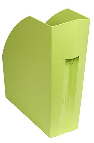 Preisvergleich Produktbild Exacompta 180102D Premium Stehsammler The Magazine für DIN A4 aus stabilem Kunststoff