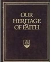Our Heritage of Faith - Consecration of the Slovak Cathedral of the Transfiguration By His Holiness Pope John Paul II September 15, 1984