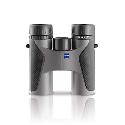 Zeiss Terra ED Pocket Binoculars, 8x25 Pocket, Grey