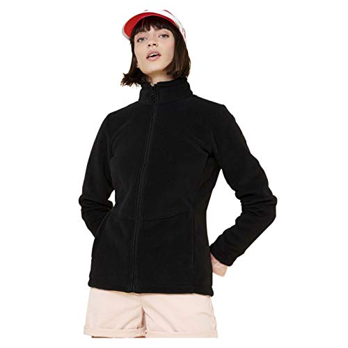 Aigle - warme Fleece Jacke - Morelle - Damen