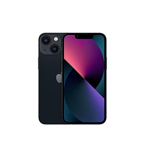 Apple iPhone 13 Mini (128GB, Midnight) [Locked] + Carrier Subscription