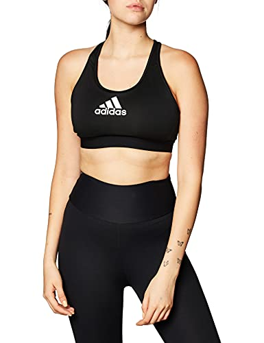 adidas Damen DRST Ask Bra Sports, Black, M