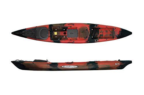 Kayaks X-13 Fishing and Diving by Malibu