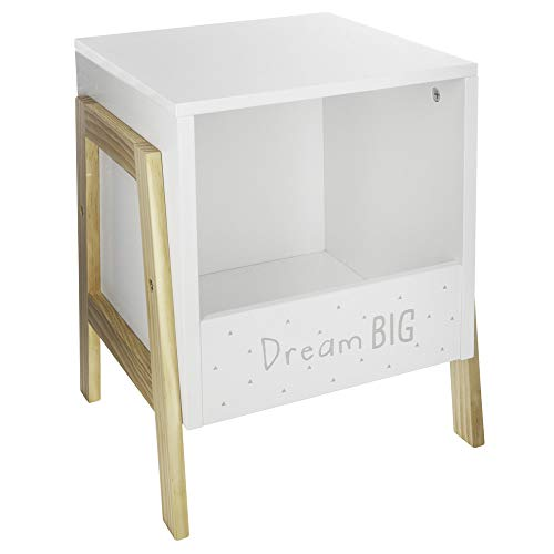 Atmosphera – Mueble de almacenaje mesilla de noche – Habitación infantil