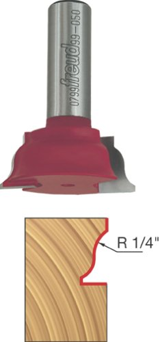 "Freud 1-1/2"" (Dia.) Window Sash & Rail Bit with 1/2"" Shank (99-050)"