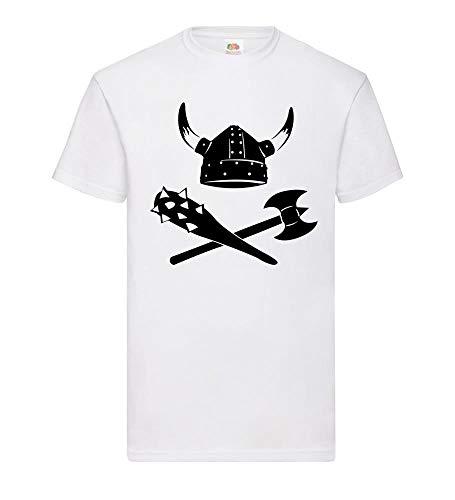 Shirtzshop 84.de - Camiseta de manga corta para hombre, diseño de casco...