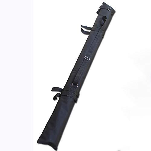 Bolsa Espada Katana,Material de Lona,Japonesa Artes Marciales Espada Bolsa Armas Larga Arma,Bolsa de Espada Multifuncional,Fuerte y Duradero,Adecuado para Espadas de 65-138 cm de Longitud