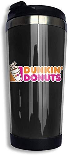 huatongxin Dunkin Donuts Logo Taza de café Acero inoxidable Water Bottle Cup...