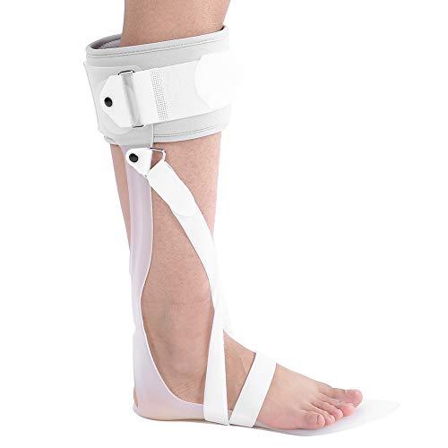 Filfeel Soporte para el Tobillo, ortesis la caída del pie, férula ortodoncia ortopédica, Aprobado por FDA(Right L) ⭐