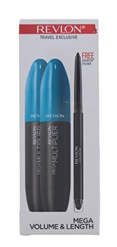 Revlon Mega Multiplier Mascara- und Eyeliner-Sets