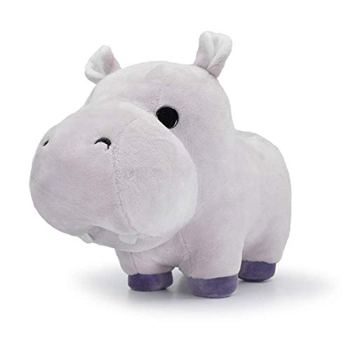Bellzi Hippo Cute Stuffed Animal Plush Toy - Adorable Soft Hippopotamus Toy Plushies and Gifts - Perfect Present for Kids, Babies, Toddlers - Hippi