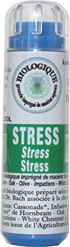 KOSMEO B Stress Complexe Fleurs de Bach Granules sans Alcool Renforcé par Chromothérapie