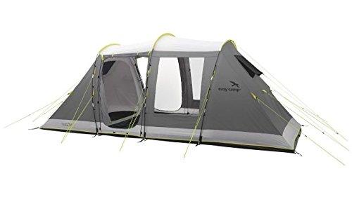 Easy Camp Huntsville Doppia Tenda, Unisex, 120184, Grigio/Bianco, Taglia Unica