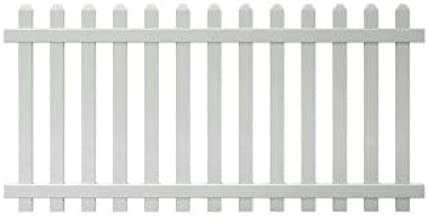 Best 8 foot tall vinyl fence panels Reviews