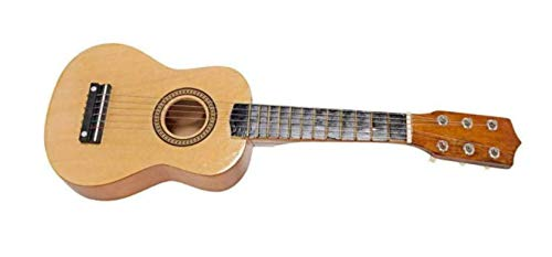 "21"" Beginners Kids Acoustic Guitar 6 String w/Pick Children Kids Gift Wood"