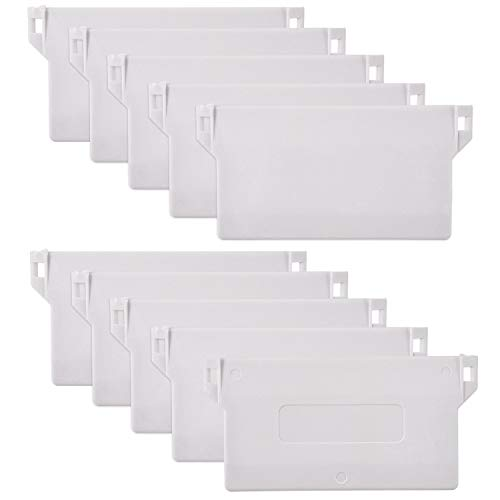XFentech Pesas Inferiores Blancas 127 mm Style A PVC Pesas Inferiores Verticales Ciegas de 5