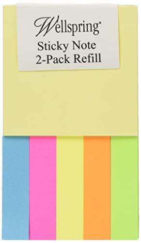 Flip Note (フリップノート) 付箋紙ノートリフィル2冊1パック