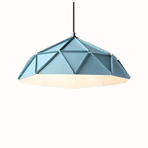 DYXYH Metal Pendiente Moderna iluminación de Techo Instalaciones de Luz for Salas de Estar, Comedor, Cocina, Habitación de huéspedes