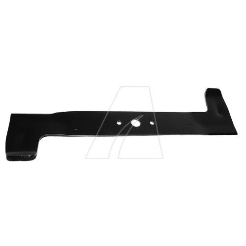 45,7 cm Standard Messer für Aufsitzmäher und RasentraktorenLänge [mm]: 457ZB: 18AL: 8,5AB: 65Ausführung: standardLoch- Ø [mm]: Stück je VE: Leitnummer: