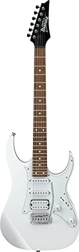 Ibanez GRG140-WH Guitare électrique forme ST, Blanc