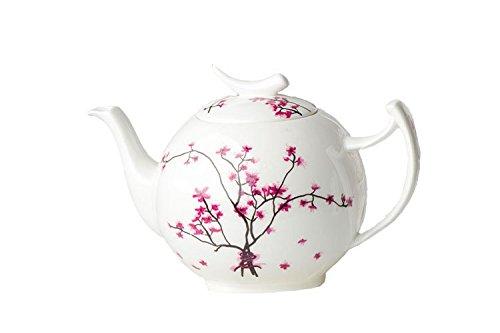 Teekanne Bone China Cherry Blossom 1,5l - TeaLogic