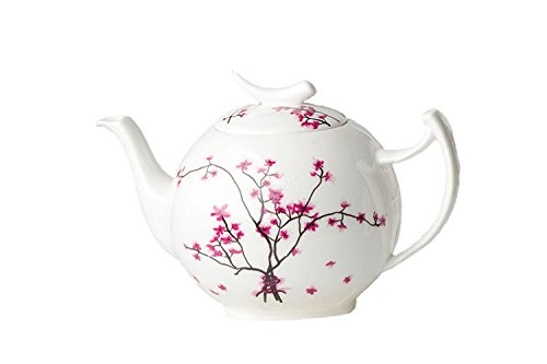 Teekanne Bone China Cherry Blossom 1,5l - TeaLogic