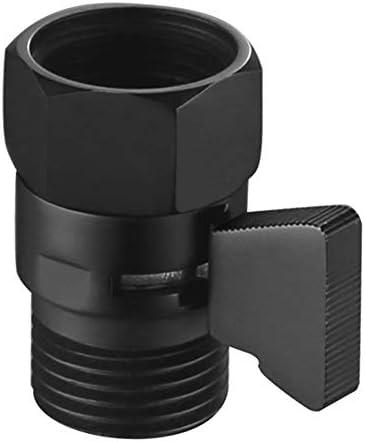 Shower Flow Control Valve Aomasi Brass Water Flow Rate Cut Off Valve Regulator Universal RV product image