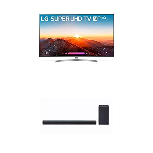 LG Electronics 65SK8000PUA 65-Inch 4K Ultra HD Smart LED TV (2018...