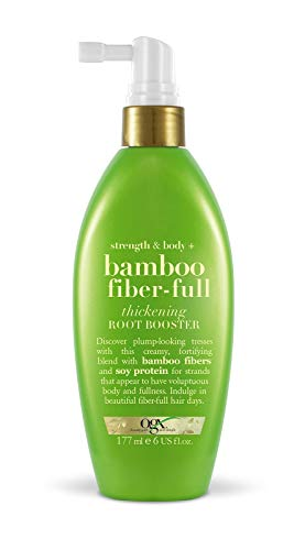 OGX Organix Strenght & Body + Bamboo Fiber-Full - Thickening Root Booster 6oz 177ml