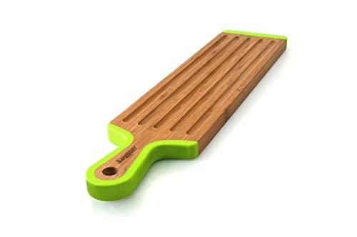 Berghoff 1101699 Planche à Découper Silicone Étroite Bambou