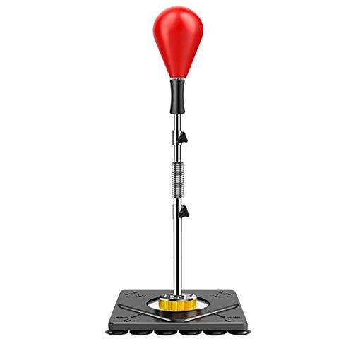 Boxeo Material de Gimnasio Cobra Bag Reflex Ball Cobra Bag Objetivo De Entrenamiento De Reacción De Bola De Velocidad Equipo De Entrenamiento Físico, Ajuste De Altura 143~180cm
