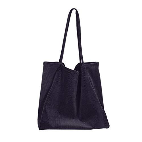 Huaya Damen Mode Hohl Tasche Hundert Segeltuch Handtaschen Einkaufen Tasche