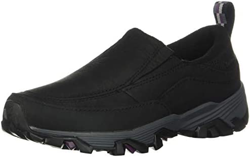 Merrell Women s COLDPACK ICE MOC WP Clog Black 10 Wide product image