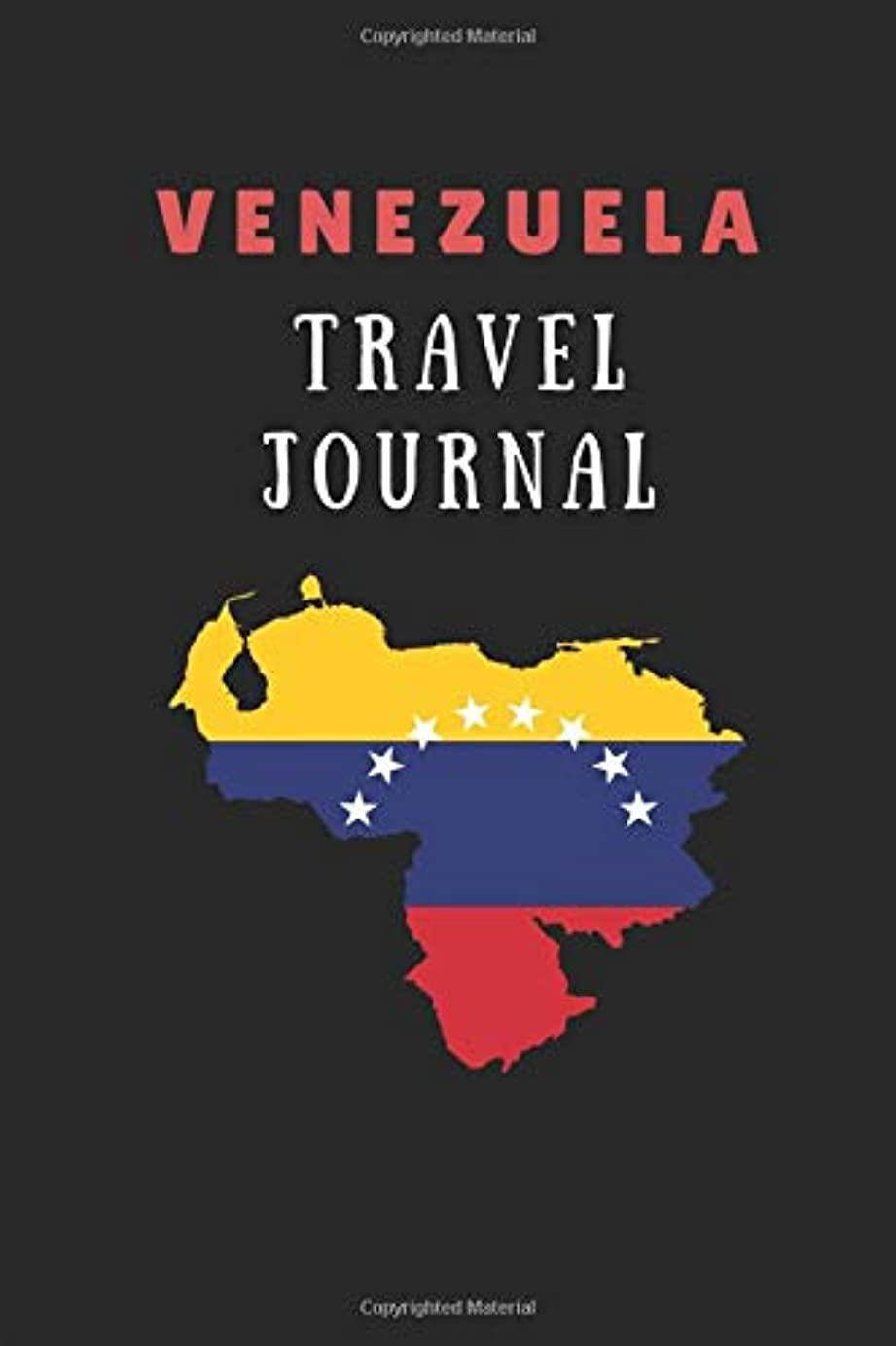 焦げフィードバック石鹸Venezuela Travel Journal: 2 in 1 Notebook Combining Lined Writing Paper and Itinerary List Paper For Holiday Trips