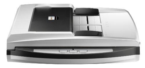 PLUSTEK 0204 SmartOffice PN2040 Netzwerkscanner mit ADF und Flachbett