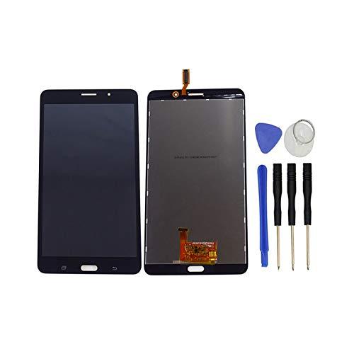 WSDSB Reemplazo de Pantalla LCD Digitalizador LCD Fit For Samsung Galaxy Tab 4 7.0 T230 SM-T230 T231 T235 LCD Módulo De Pantalla LCD Pantalla Táctil Digitalizador Sensor Montaje De Vidrio