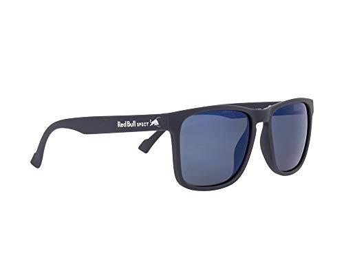 Red Bull SPECT Eyewear LEAP-001P - Gafas de sol para hombre, color azul oscuro