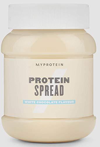 MyProtein Protein Spalmabile Cioccolato Bianco 360g - 360 g