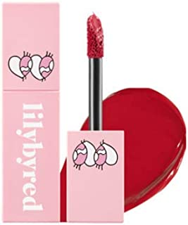 LILYBYRED [Esther Bunny Edition] ムード ライアー ベルベット ティント Mood Liar Velvet Tint # Strawberry [並行輸入品]