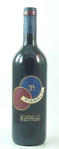 Pignolo COF 2007 La Tunella, trockener Spitzen-Rotwein aus dem Friaul