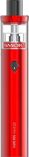 Smok Vape Pen Nord 22 E-Zigaretten Set Farbe rot