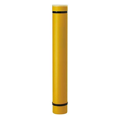 プロックス ロッドケース ラウンドエアーロッドケース9φ PX937102Y イエロー 62.5-102cm