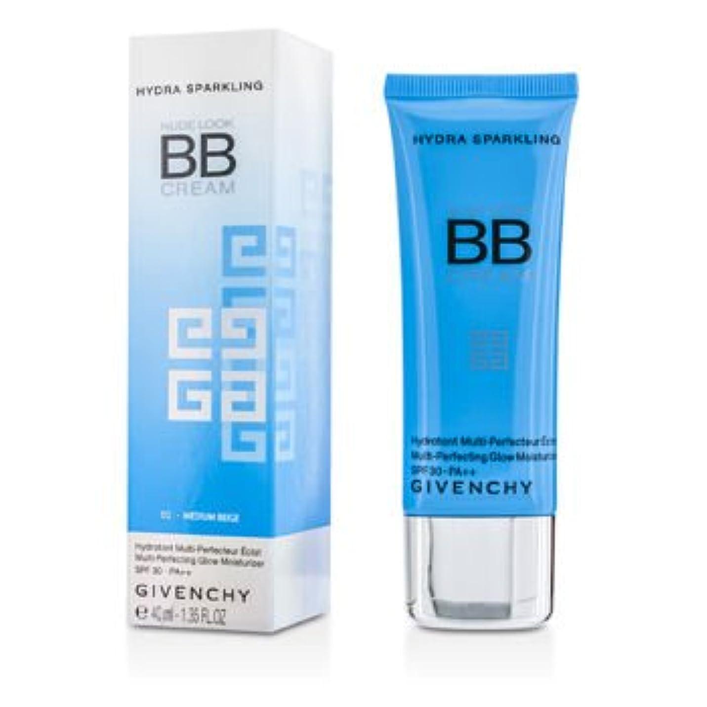 [Givenchy] Nude Look BB Cream Multi-Perfecting Glow Moisturizer SPF 30 PA++ #02 Medium Beige 40ml/1.35oz