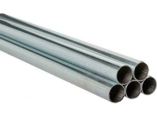 Stahlrohr Gewinderohr, verzinkt geschweißt S195T 10255 EN10240-A1 (3/8